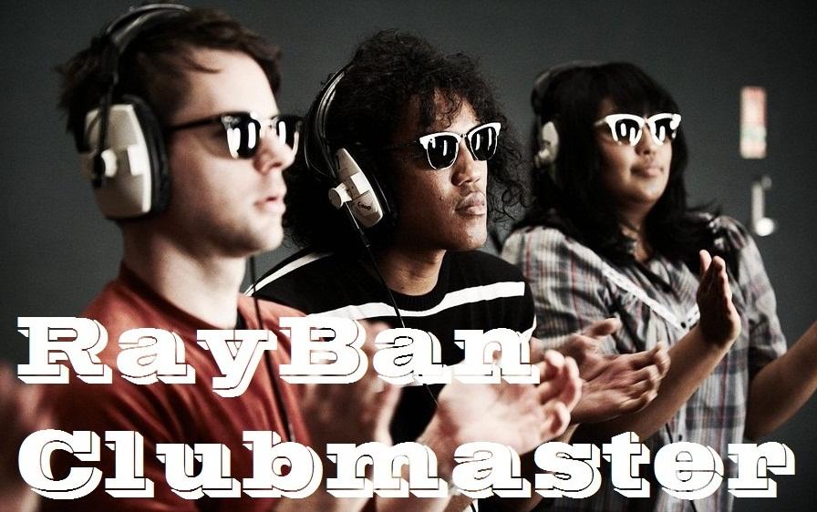 RayBan Clubmaster, un grande ritorno.
