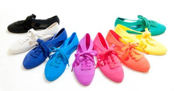 Jelly Shoes di F-troupe, il must have dell'Estate 2013.