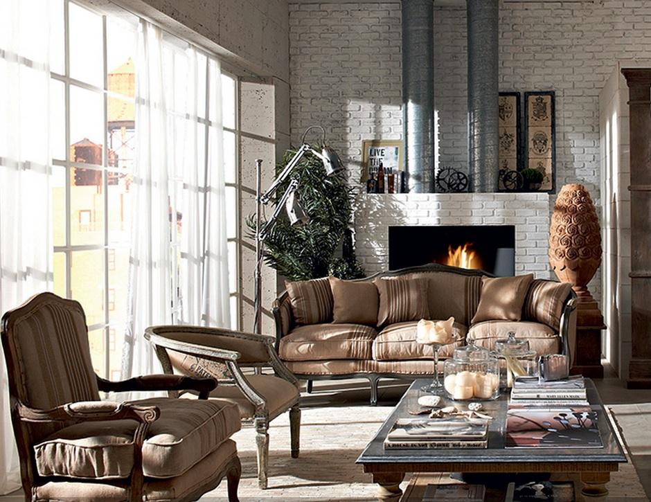 Stile urban per loft e case spaziose for Casa in stile magazzino