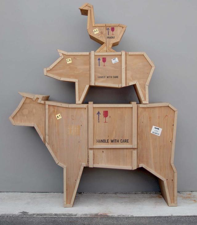 Gli animali ispirano il design di casa vostra for Malerba mobili