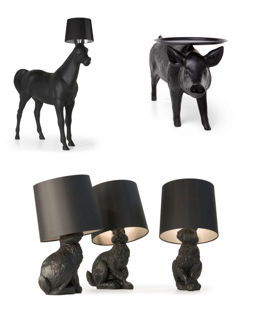 Gli animali ispirano il design di casa vostra for Lampade svedesi