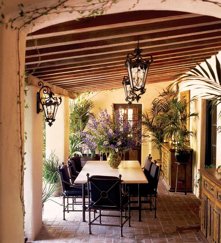Come arredare casa in stile mediterraneo - Arredamento casa mare piccola ...