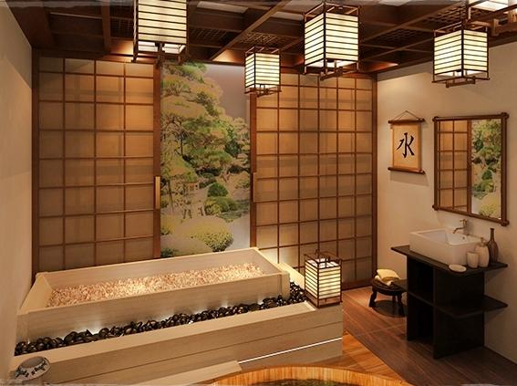Kengo kuma design di ispirazione giapponese chiccherie for Arredamento stile giapponese