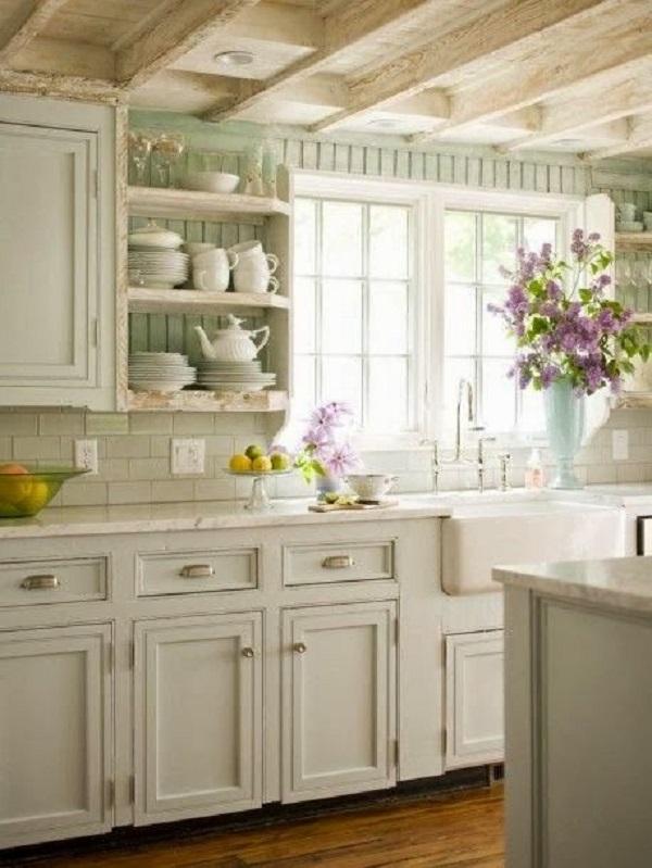 Come arredare la cucina in stile country | Chiccherie.net