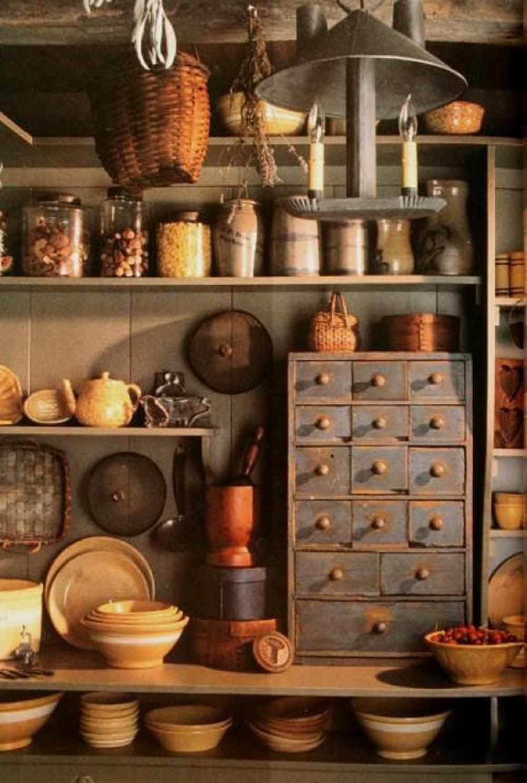 Come arredare la cucina in stile country for Come comporre una cucina