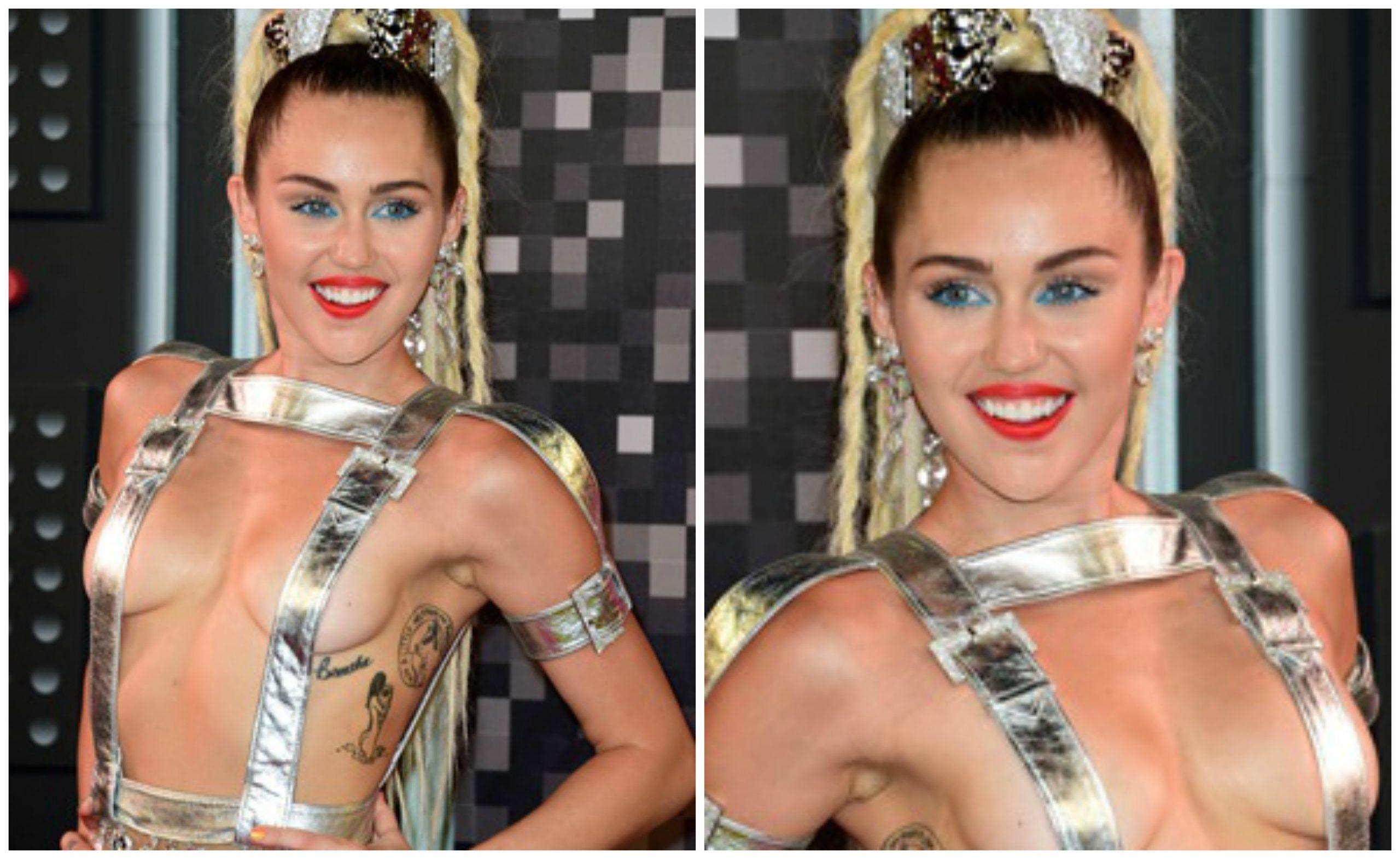 StarLook: Miley Cyrus.