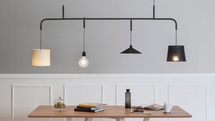 Illuminazione di Design per il Salotto