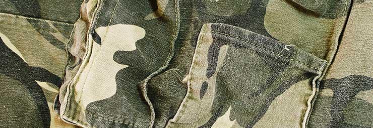 Negozi specializzati nella vendita di abbigliamento militare